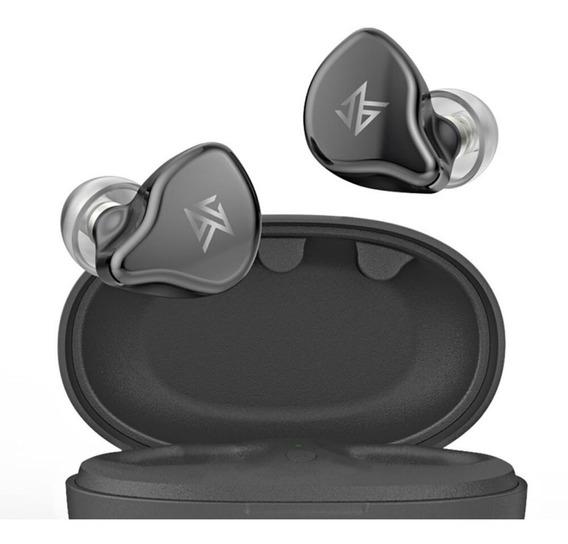Kz S1 Fone De Ouvido Sem Fio Bluetooth 5.0 Tws - Game Mode