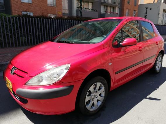 Peugeot 307 Xt Pack 2000 Cc M/t Aa Sun Roof 2002