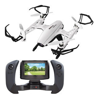 Mini Dron Cámara Hd Udi Con Fpv Wifi Lcd 4puLG Cuadricóptero
