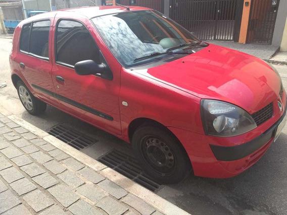 Renault Clio 2004 Financiamento Score Baixo Carros Usados