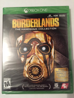 Borderlands: The Handsome Collection - Xbox One Físico
