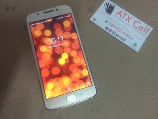 Celular Moto G5 Dourado