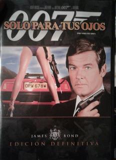 20 Dvds De James Bond.