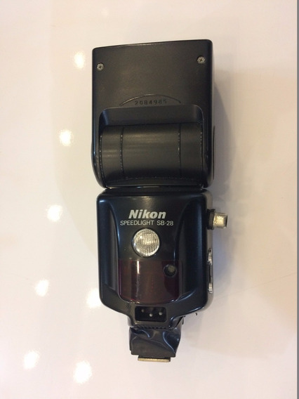 Flash Nikon Sb 28 Sucata