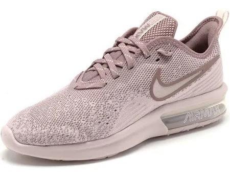 Tênis Nike Air Max Sequent 4 Feminino Rose Original