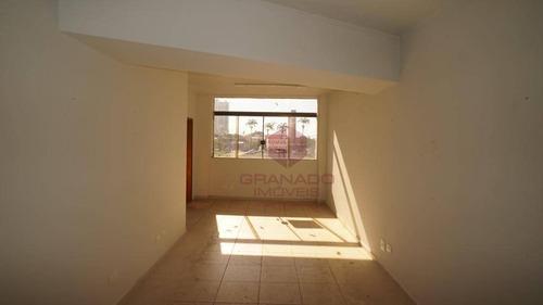Imagem 1 de 5 de Sala Comercial Para Alugar, 40 M² Por R$ 850/mês - Zona 01 - Maringá/pr - Sa0050