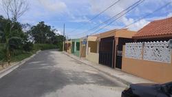 Nueva Casa En Villa Mella En Jardines, Financiamiento Disp