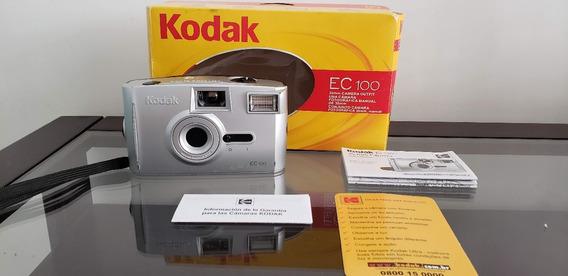 Câmera Kodak Ec100. Na Caixa!