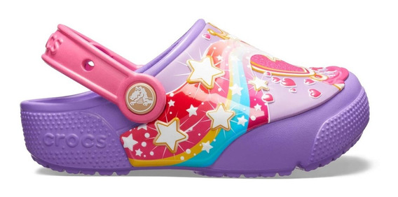 Zapato Crocs Niña Crocs Magic Wand Con Luces