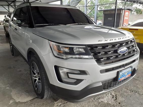 Ford Explorer 2017 Sport