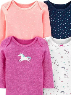 Pack De Ropa Carters Talle Rn, Y 6 Meses