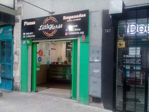 Venta Fondo De Comercio Pizzeria Y Empanadas - Delivery