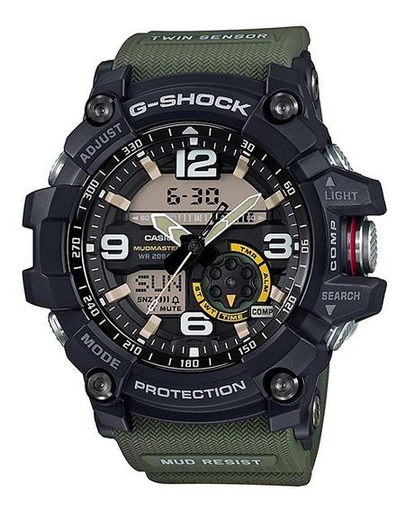 Relógio Casio G-shock Masculino Mudmaster Gg-1000-1a3dr