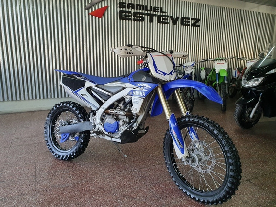 Yamaha Yzf 250 Fx 2017 Impecable - Financiacion