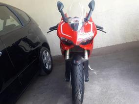 Ducati 1199 Panigale Vermelho 2015