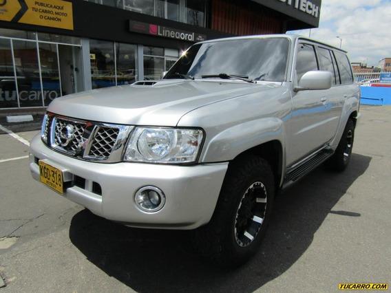 Nissan Patrol Grx4x4