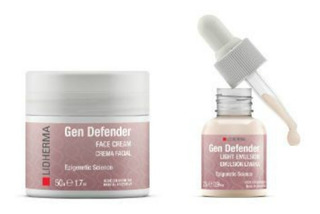 Kit Gen Defender Crema + Emulsion Liviana Antiage Lidherma
