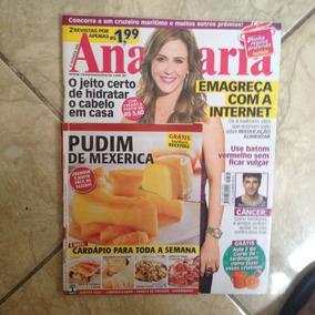Revista Ana Maria 776 Ago 2011 Guilhermina Guinle Dietas