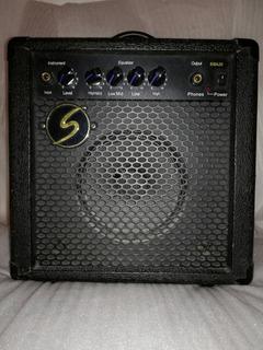 Amplificador De Bajo S Sba20 26w