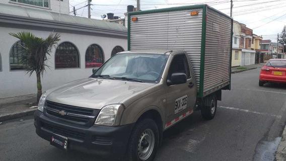 Chevrolet Luv Dimax Furgon Mt 2.5 S/a