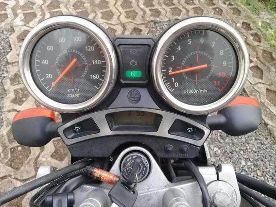 Moto Fazer 250 - Ano 2008