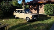 Fiat 128 Rural 1300 1974 De Coleccion