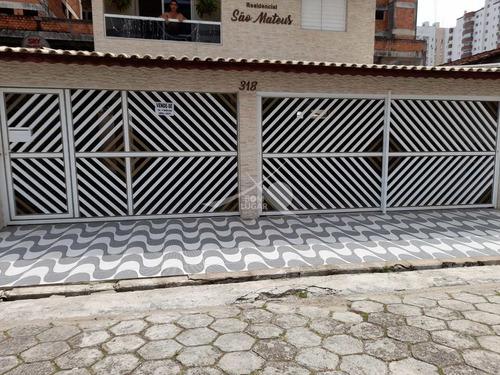 Imagem 1 de 16 de Casa De Condomínio Em Praia Grande, Ocian - V5070