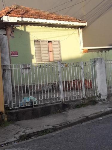 Terreno À Venda, 147 M² Por R$ 530.000,00 - Tatuapé - São Paulo/sp - Te0851