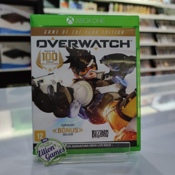 Overwatch Xbox One Game Of The Year Edition - Completo