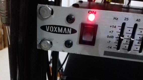 Equalizador Gráfico Voxman