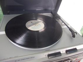Toca Discos Antigo Philips Funcionando Assista O Video