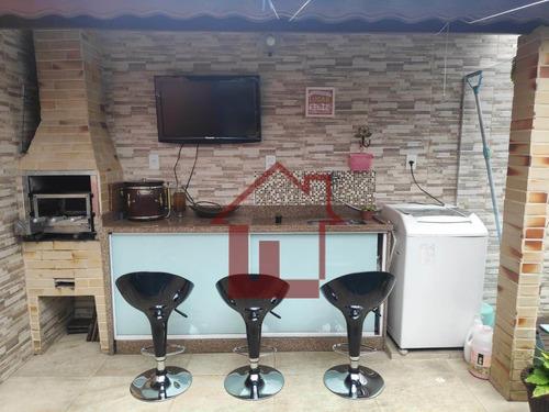 Imagem 1 de 12 de Casa À Venda No Bairro Vila Rica - Tiradentes - Volta Redonda/rj - C1702