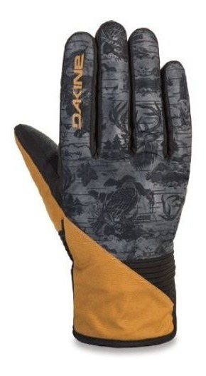 Guantes Nieve Dakine Crossfire Touch Tactil Hombre