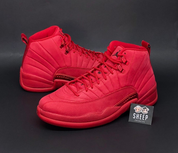 Tenis Nike Air Jordan 12 Retro Class Of 2003