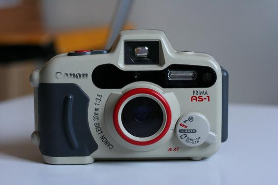 Camera Canon Prima As1 Suabquatica - Colecao Decoracao Pecas