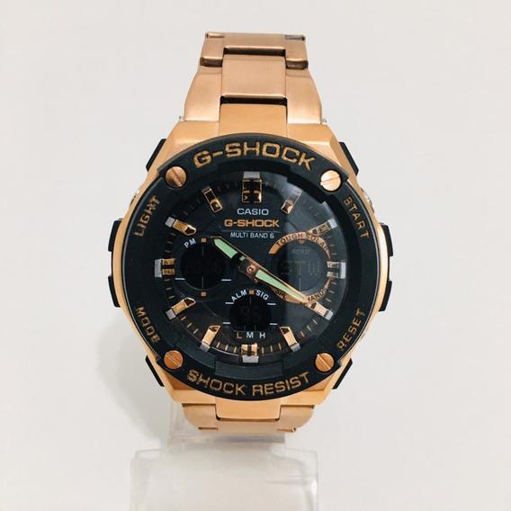 Relógio Masculino G-shock Funcional A Prova D