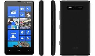 Nokia Lumia 820 - 4g Windows Phone 8 Câmera 8mp - De Vitrine