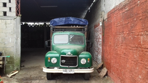 Seddon Mk 25 Pick Up