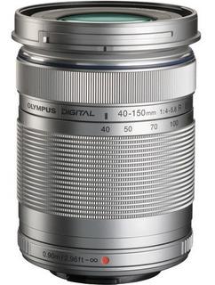 Lente Olympus M.zuiko Digital Ed 40-150mm F/4.0-5.6 R Silver