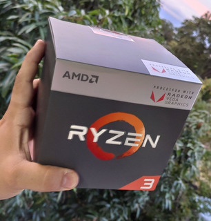 Amd Ryzen 3 2200g Procesador