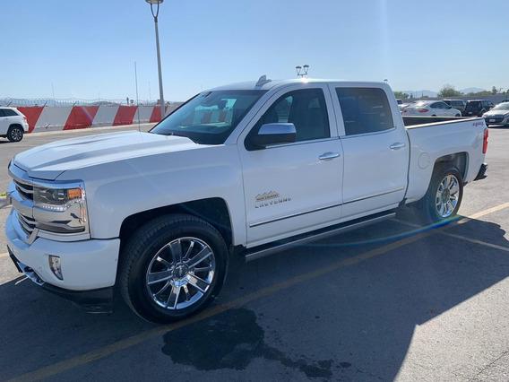 Blindada 2017 Chevrolet Cheyenne Hc Nivel 4 Plus Blindados