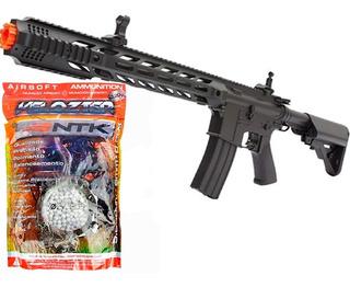 Rifle Airsoft Eletrico Aeg M4a1 Cm518 Black Cyma + 5000 Bbs