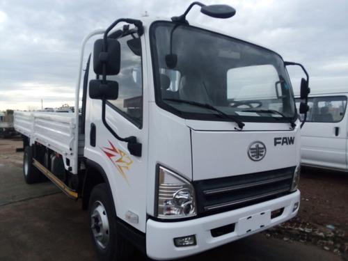 Promocion Camion Faw 0km Motor Cummis 3.8 Euro Iv Grupoaler.
