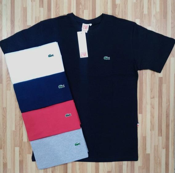 Kit C/10 Camisetas Laacossti