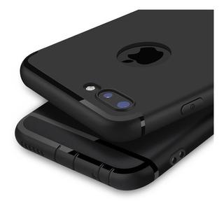 Capa Capinha Fina Fosca iPhone 7 7 Plus Frete Barato