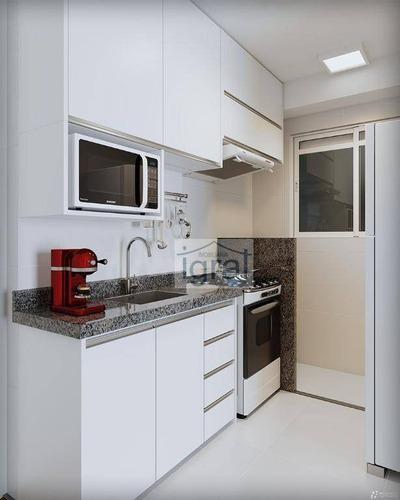 Apartamento À Venda, 35 M² Por R$ 240.000,00 - Jardim Oriental - São Paulo/sp - Ap1290