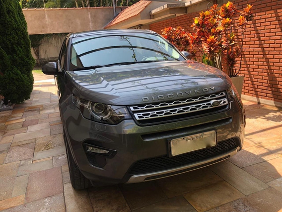 Land Rover Discovery Sport 2017 Hse Diesel