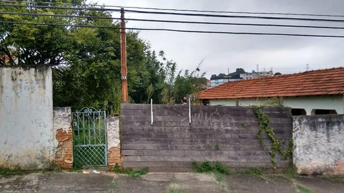 Terreno Residencial À Venda, Vila Bonilha, São Paulo. - Te0205
