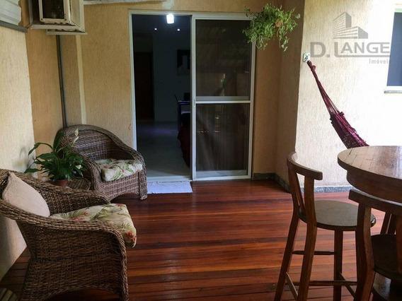 Apartamento Com 3 Dormitórios À Venda, 90 M² Por R$ 470.000,00 - Condomínio Residencial Das Pedras - Paulínia/sp - Ap16322