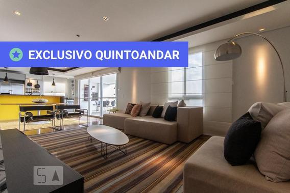 Apartamento No 24º Andar Com 3 Dormitórios E 2 Garagens - Id: 892957070 - 257070